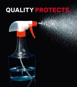 Quality protects w